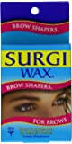 Surgi-Wax Brow Shapers For Brows, 28 Strips