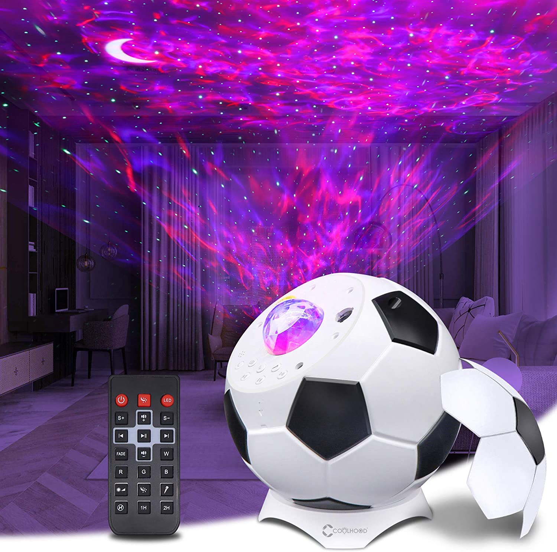 Proyector de estrellas Coolhood con Bluetooth y control remoto por sólo 14€ usando el #código: Z9KLCUSU