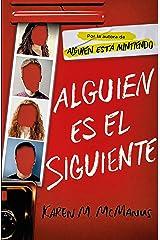 Alguien es el siguiente (Spanish Edition) Kindle Edition