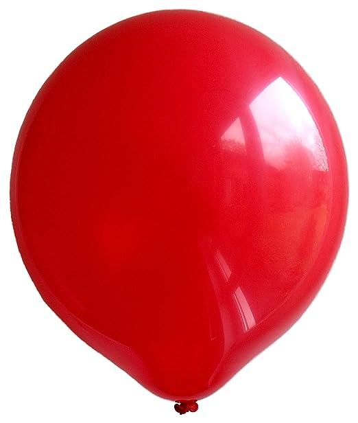 66 opinioni per Karaloon G15099- 50 Palloncini giganti 150 cm di circonferenza, assortiti