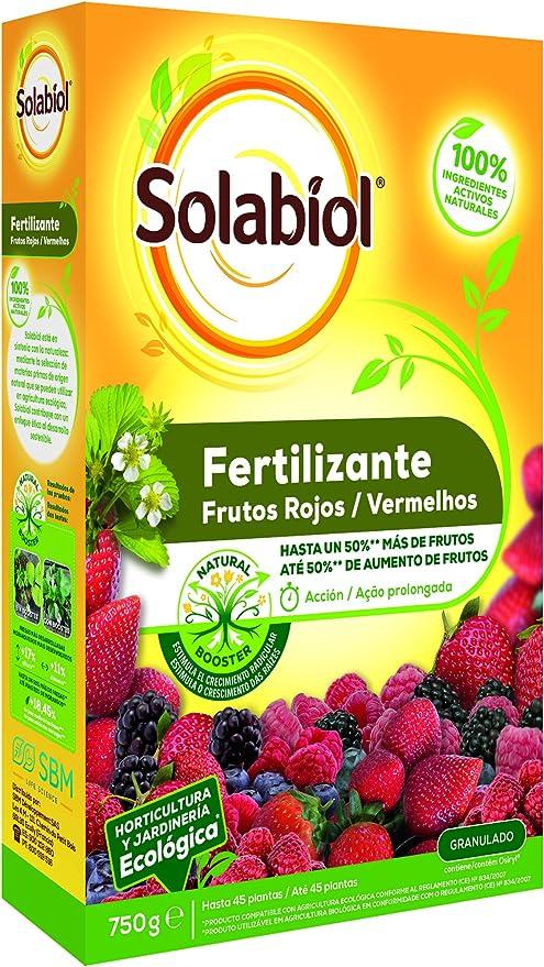 Solabiol Fertilizante 100% organico para frutos rojos y ...