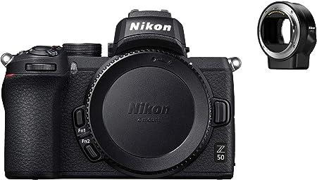 Nikon Z 50 Spiegellose Kamera Im Dx Format Mit Nikon Kamera