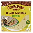 Old el Paso Tortillas Super Soft Flour, 4er Pack (4 x 326 g)