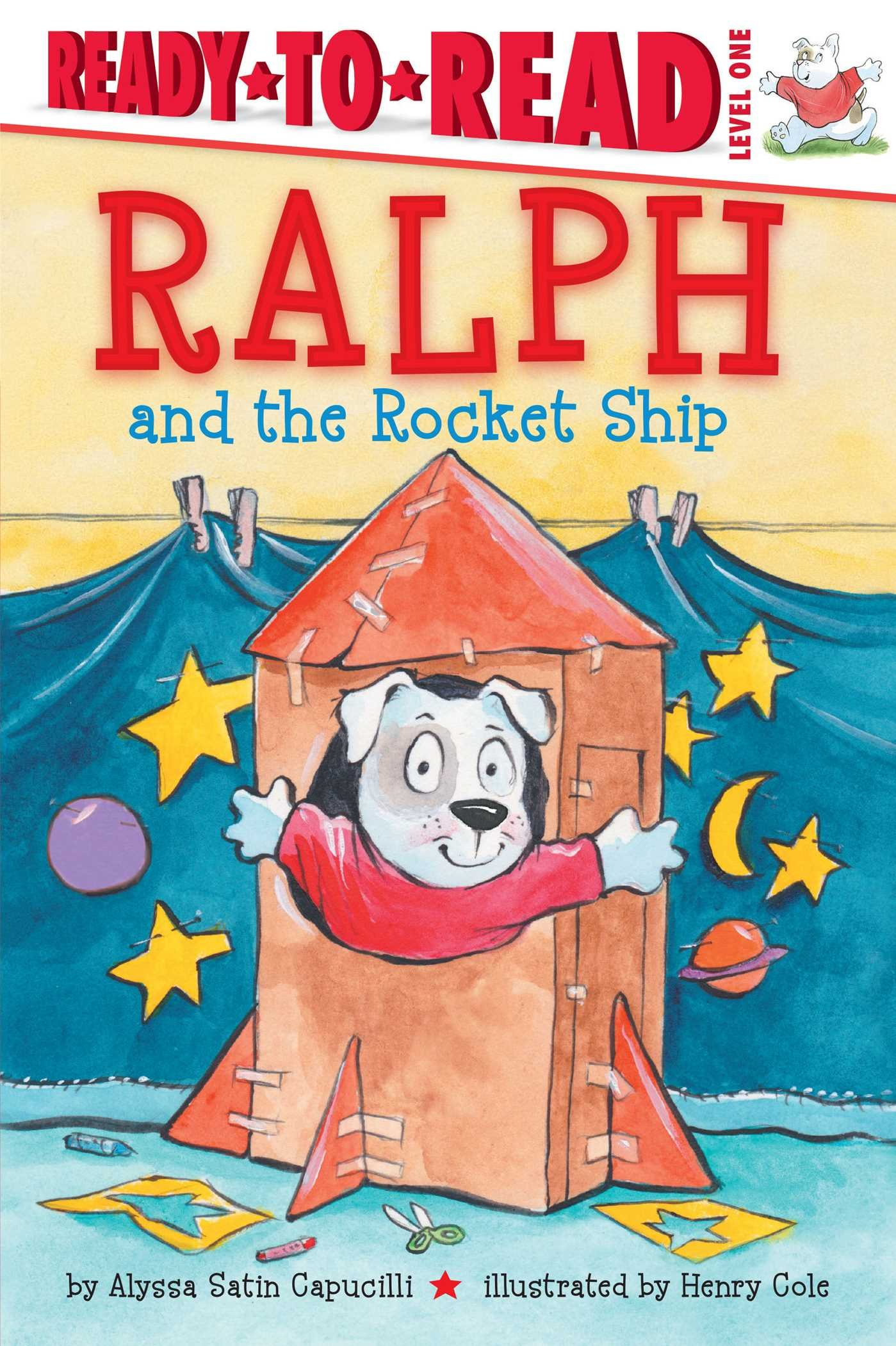 Amazon com: Ralph and the Rocket Ship (Ready-to-Reads