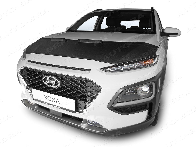 Heavy Duty Water Resistant Car Boot Liner Mat Bumper Protector for Hyundai Kona