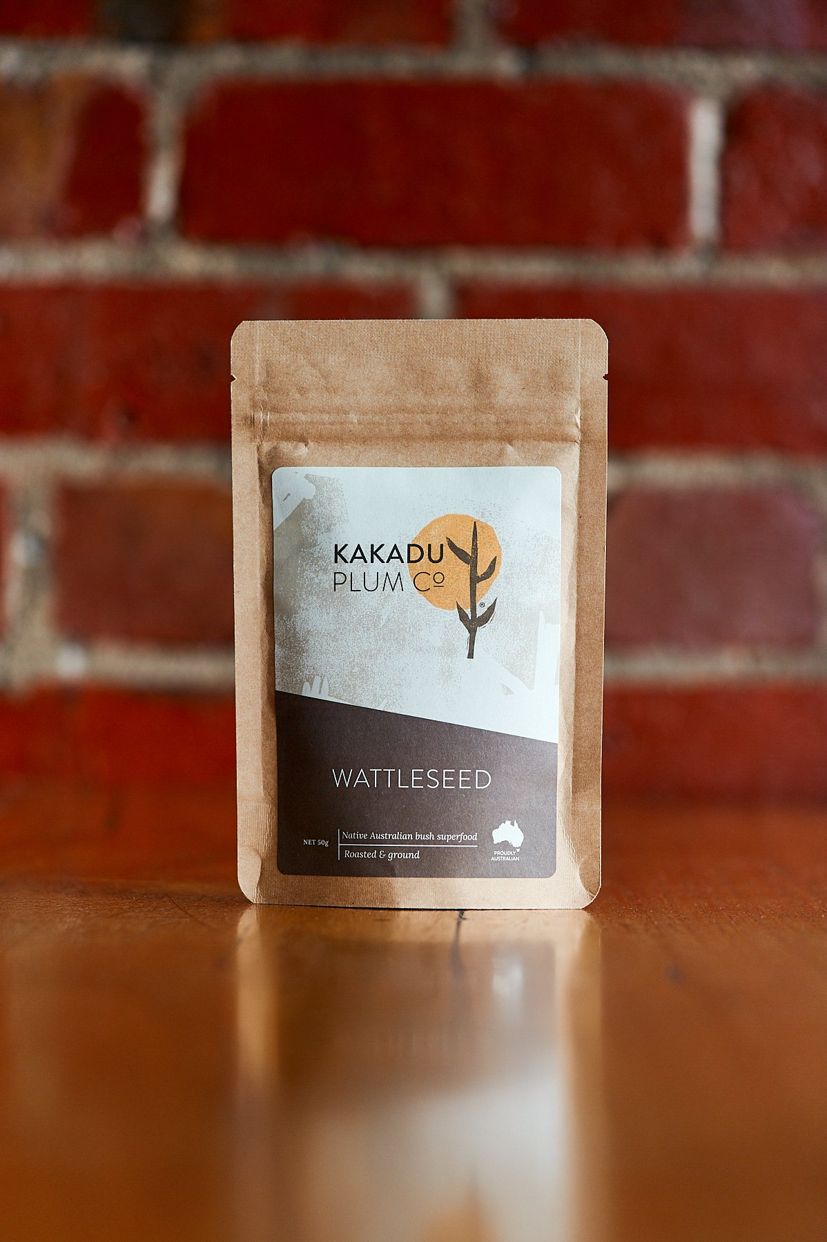 MaxRelief Kakadu Plum Wattleseed - Australian Aboriginal Superfood - Contains Magnesium, Potassium, Calcium, Iron, Selenium and Zinc. Use as a coffee substitute 1.8 oz by MaxRelief (Image #2)