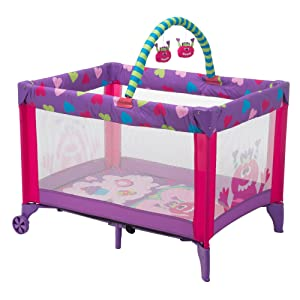 Cosco Funsport Deluxe Play Yard, Monster Shelley