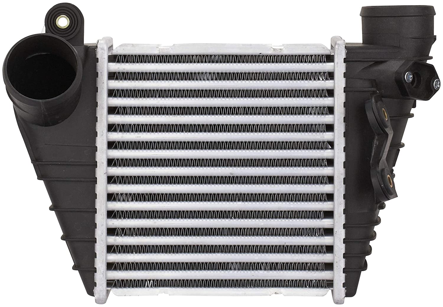 7 Rows Blue Autobahn88 Universal Oil Cooler Tank Core 11.8x3.74x2 Includes 2 x 10ANxM22 Adapter 300x95x50mm