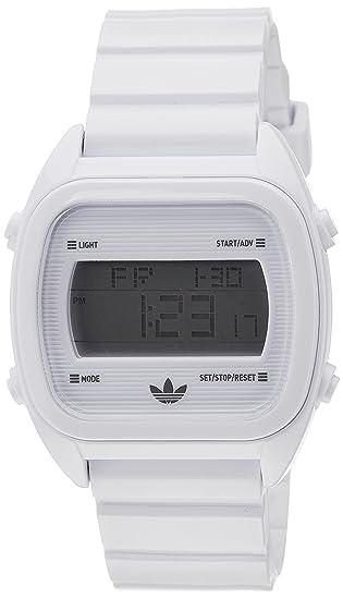 Adidas Sydney ADH2727 - Reloj para hombres, correa de silicona color blanco: Adidas: Amazon.es: Relojes