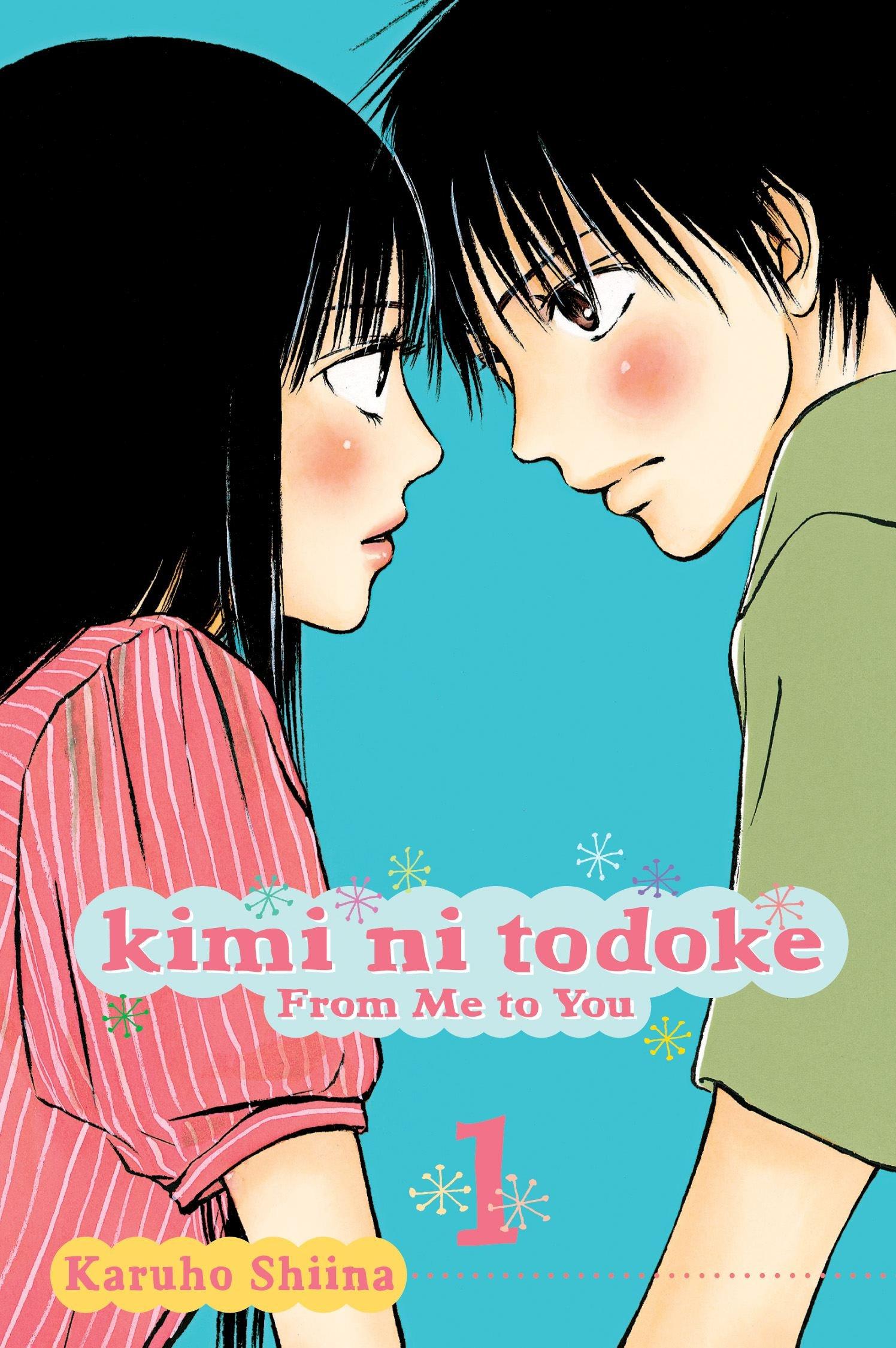Read Online Kimi ni Todoke: From Me to You, Vol. 1 pdf