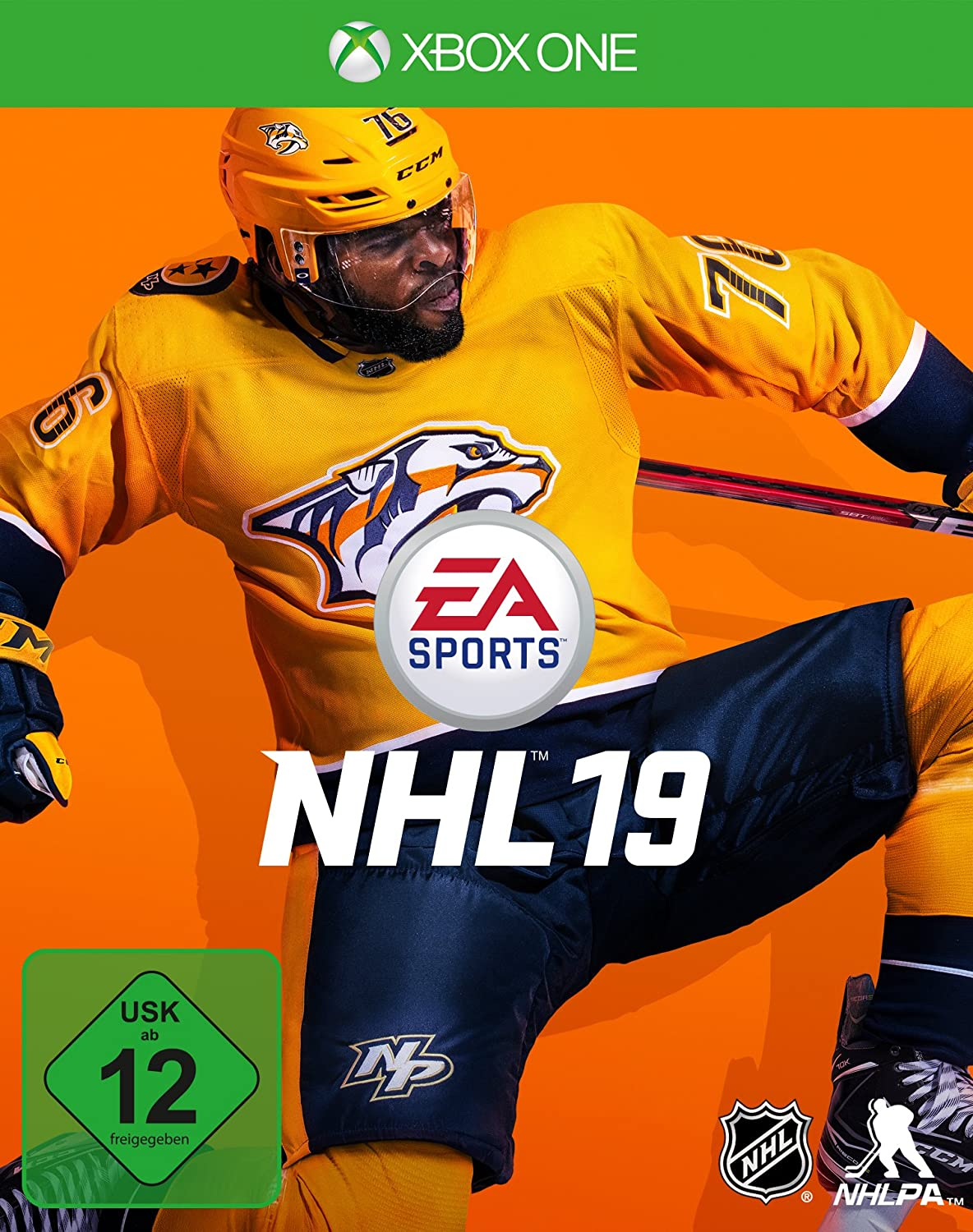 NHL 19, 1 Xbox One-Blu-ray Disc: Amazon.es: Videojuegos