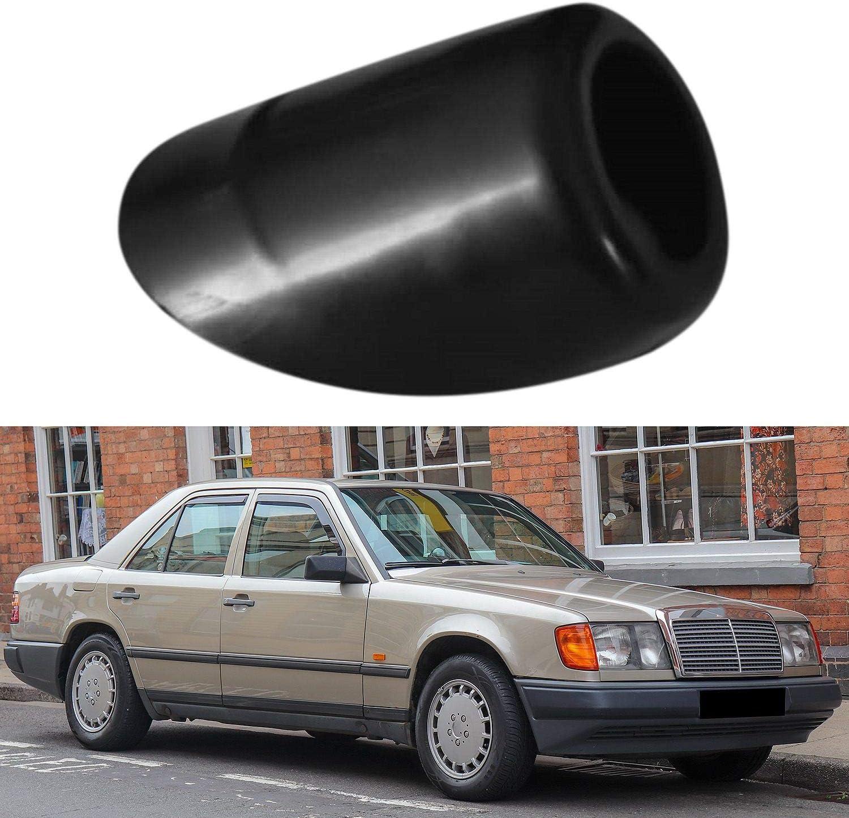 ACAMPTAR Joint de Joint DAntenne A/éRienne de Toit DAutomobile en Caoutchouc Noir Automatique de Voiture Convient pour Mercedes W124 1987-1993 300E 300D