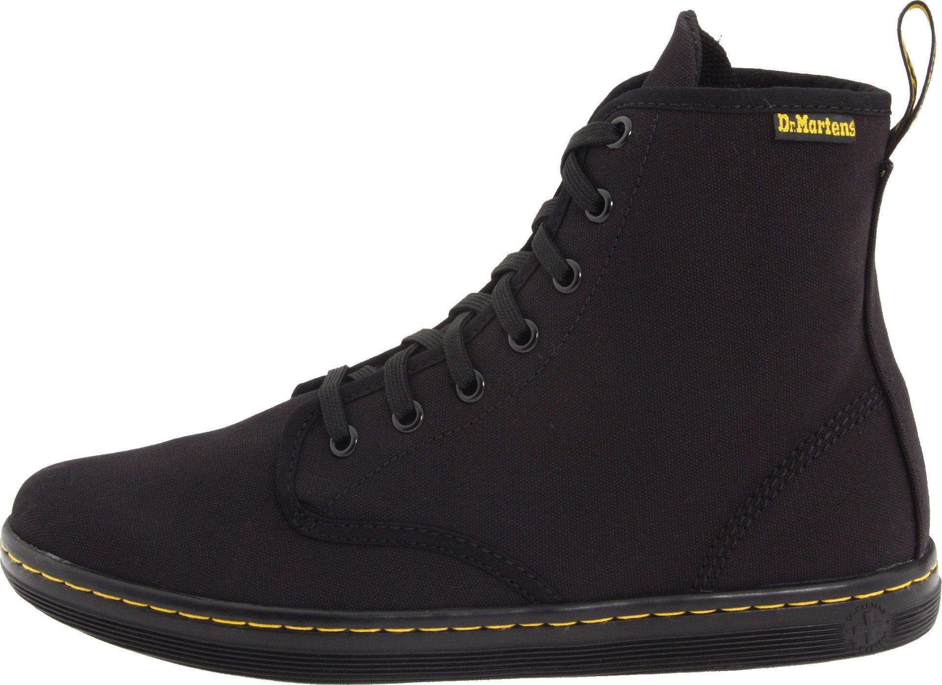 Dr. Martens Women's Shoreditch Boot,Black,5 UK (US Women's 7 M) by Dr. Martens (Image #5)