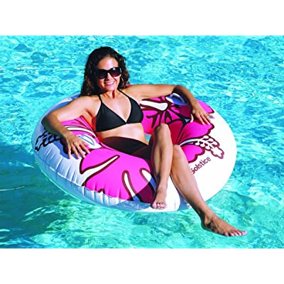 Solstice by Swimline Sports Tube Pool Float: Toys & Games