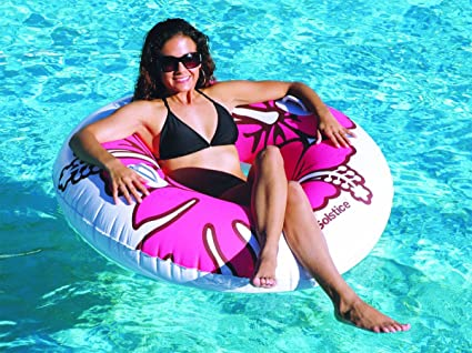 Amazon.com: Solsticio por Swimline Deportes Tubo piscina ...