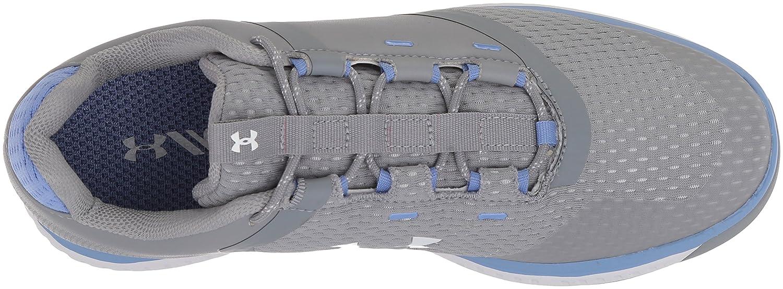 Under Armour Women's Fade RST Golf Shoe B0728C172C 9 M US|Steel (101)/Talc Blue