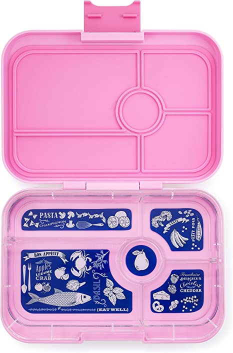 WeReusables Bento Lunch Box Candy Pink