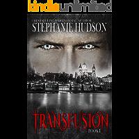 Transfusion: A Vampire King Paranormal Romance book cover
