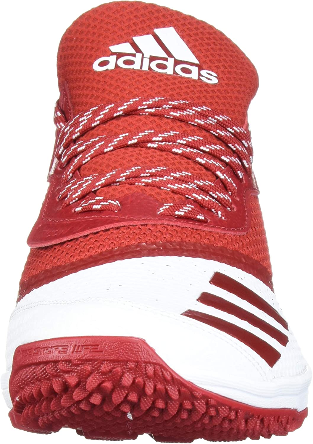 adidas Icon V Turf, Basket Homme Power Red Power Red Ftwr White