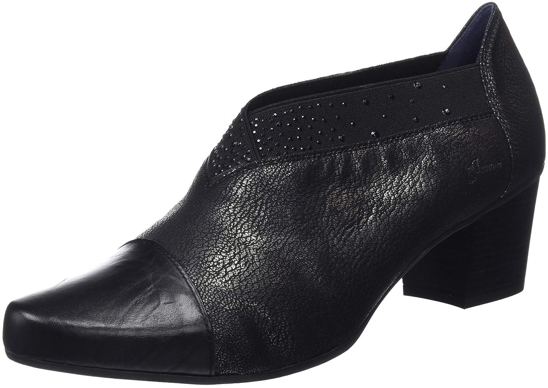 TALLA 40 EU. Dorking NIR, Zapatos de tacón con Punta Cerrada para Mujer