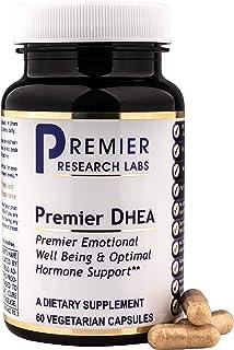 Amazon.com: Premier DHEA Anti-Edad y estado de ánimo soporte ...