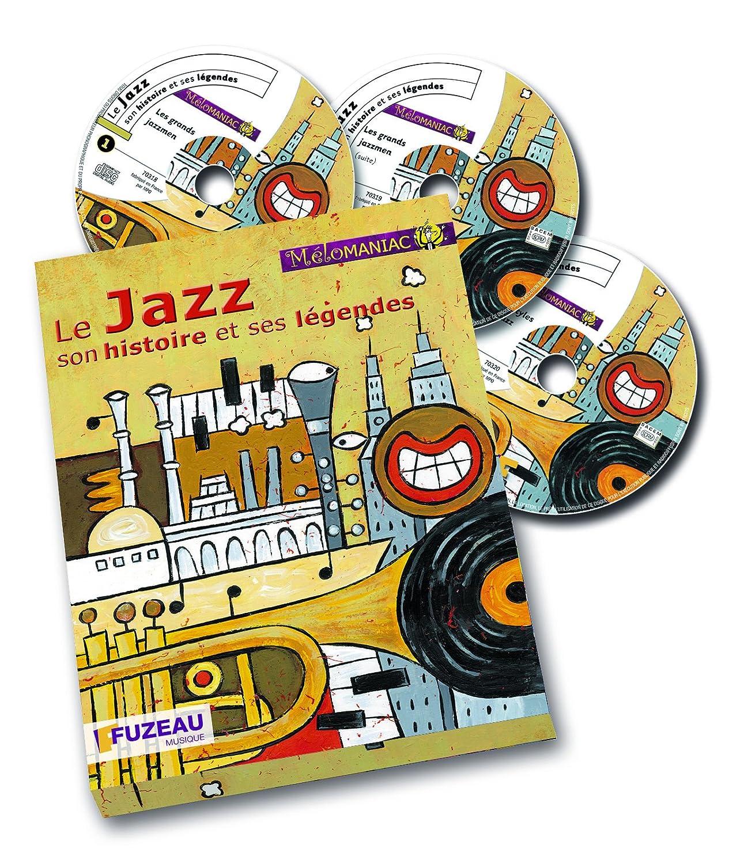 Fuzeau - 9276 - Coffret Le Jazz Et Ses Légendes Cahiers