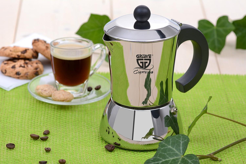 Szeneriebild Espressokocher