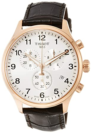 Tissot Mens Chrono XL Classic - T1166173603700 Brown One Size