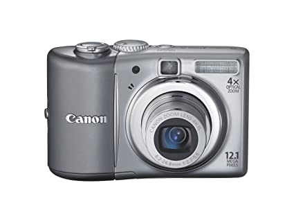 CANON A1100IS USB DRIVERS (2019)