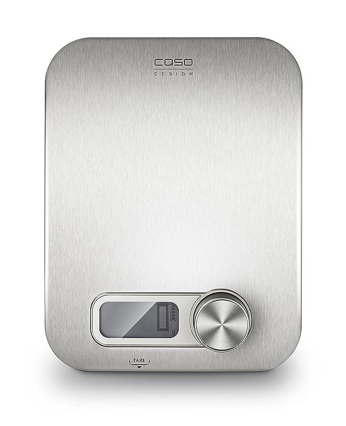Amazon.de: CASO Kitchen Energy Design Küchenwaage, digitale ...