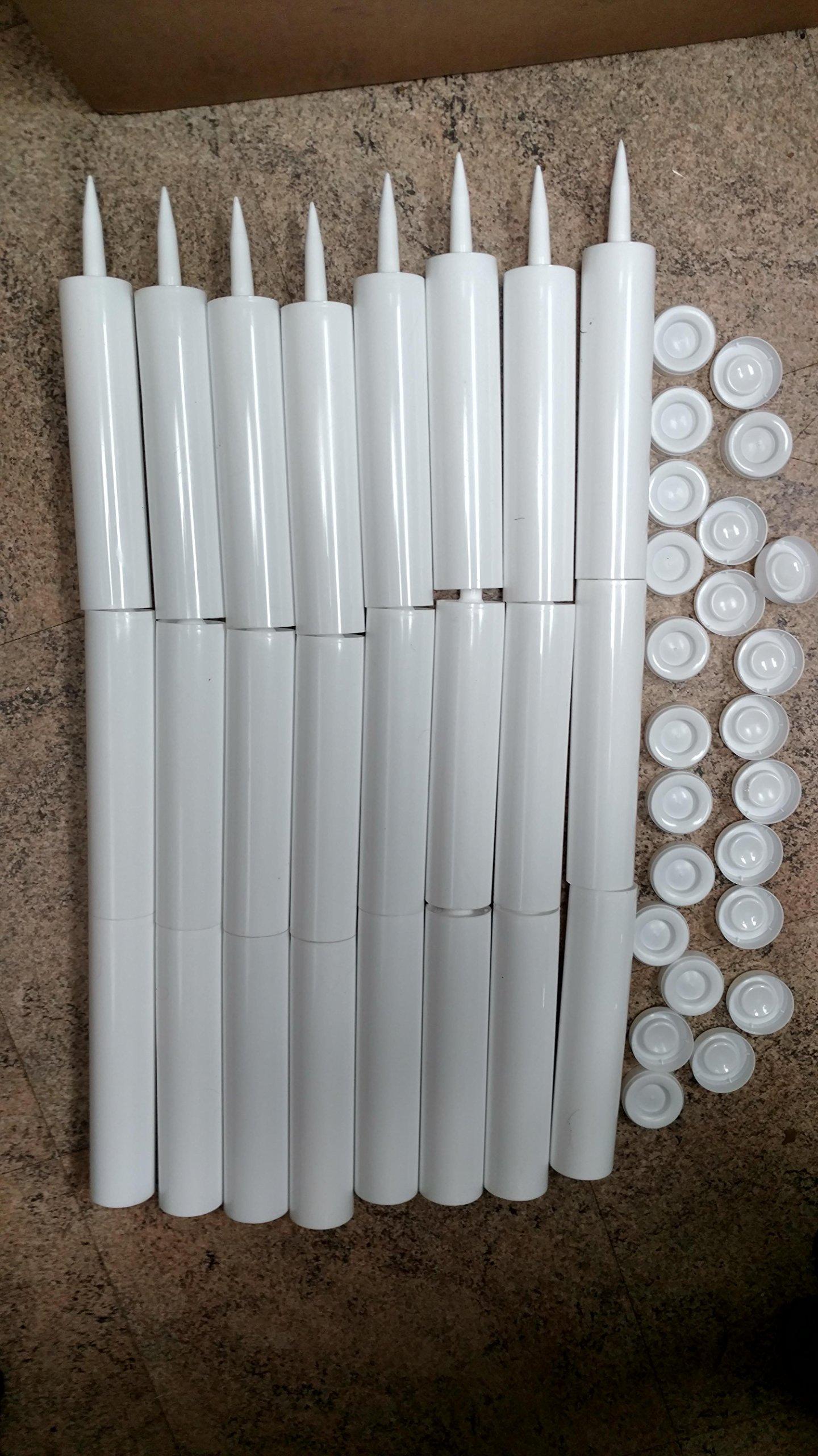 24 Empty Caulk Tube - Cartridge - Made in USA