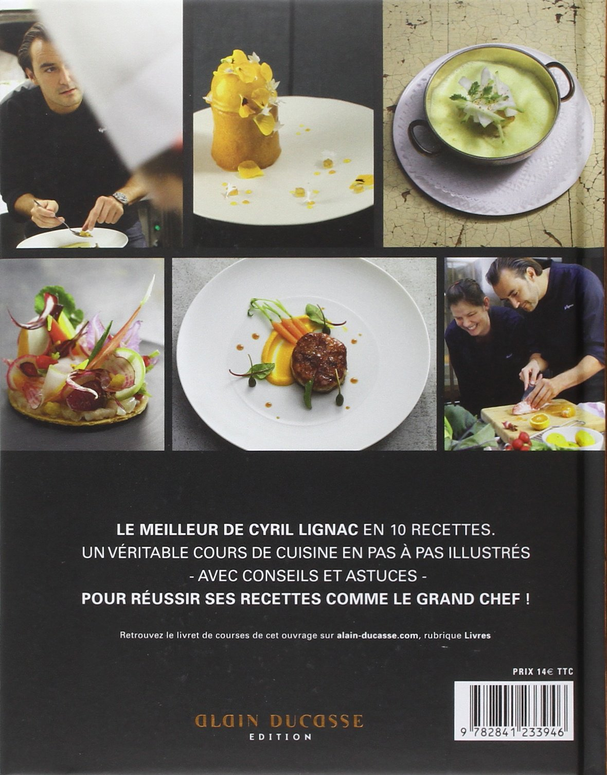 Best Of Cyril Lignac French Edition Cyril Lignac 9782841233946
