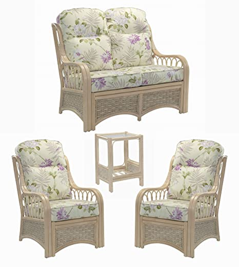 Astounding Desser Vale Suite Sofa 2X Chairs Lamp Table Cane Conservatory Furniture In Perth Fabric Andrewgaddart Wooden Chair Designs For Living Room Andrewgaddartcom