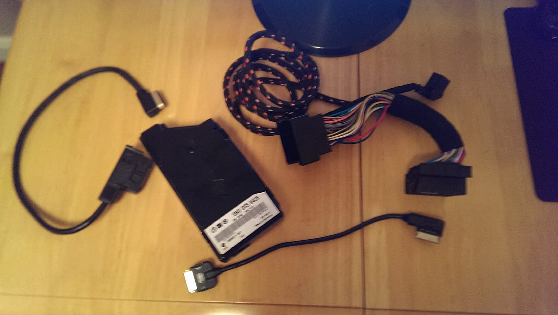 Genuine Volkswagen Media In Mdi Interface Retrofit Elektronik