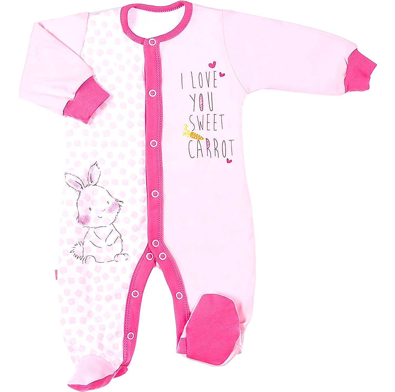 Be Mammy Kinder Baby Schlafstrampler BEEK0011