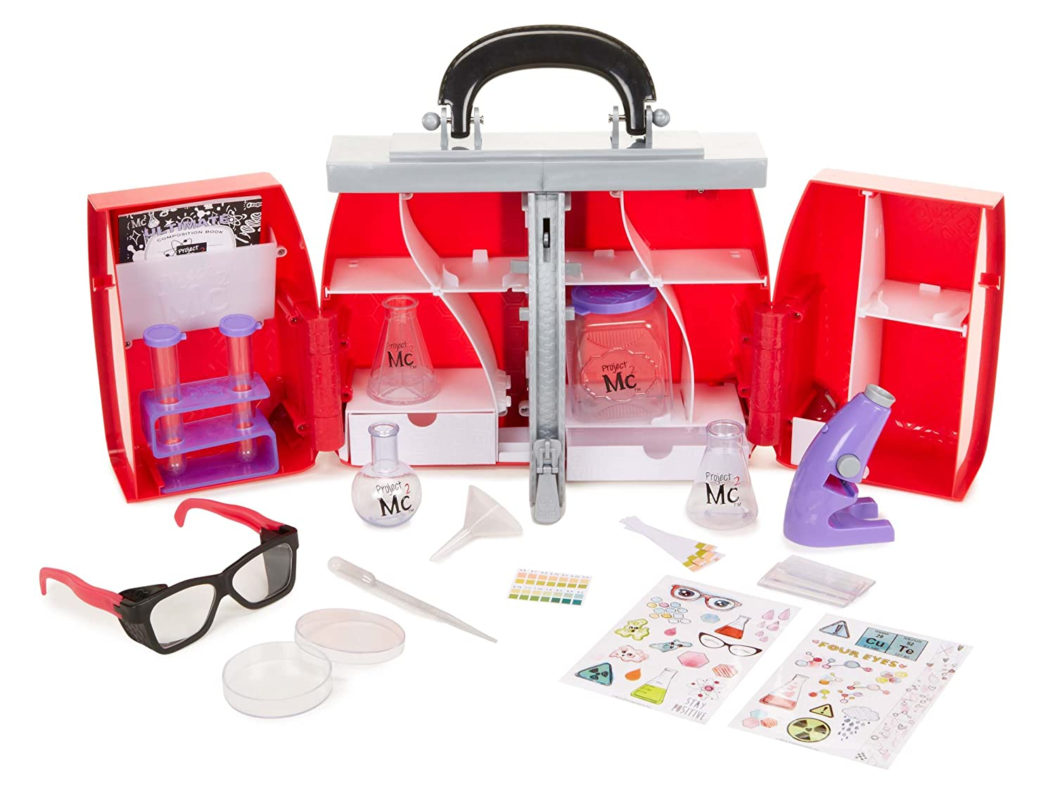 Amazon.com: Project Mc2 Ultimate Lab Kit: Toys & Games