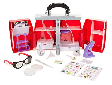 amazon com project mc2 ultimate lab kit toys games