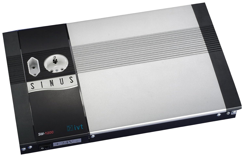 IVT SW1200-24V Sinus Wechselrichter 1200W 24V