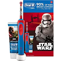 Oral B Star Wars - Cepillo electrico, recargable