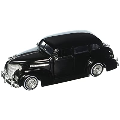 Jada 1:24 W/B - Street Low: Lowrider Series - 1939 Chevrolet Master Deluxe - MiJo Exclusives: Toys & Games