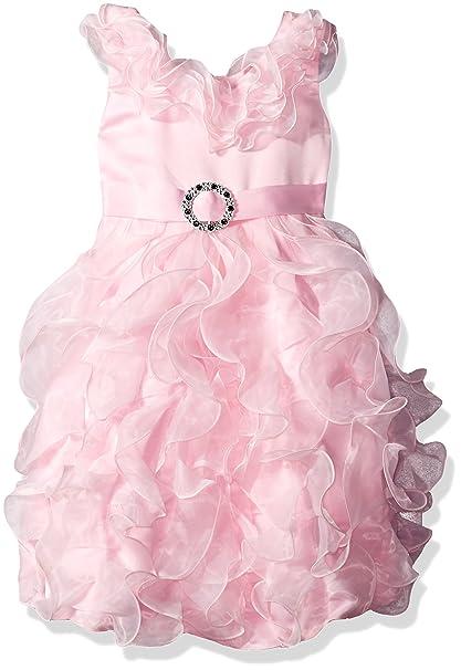 9c8cc3205 Amazon.com  Richie House Girls  Princess Bridal Dress Size 3-8Y ...