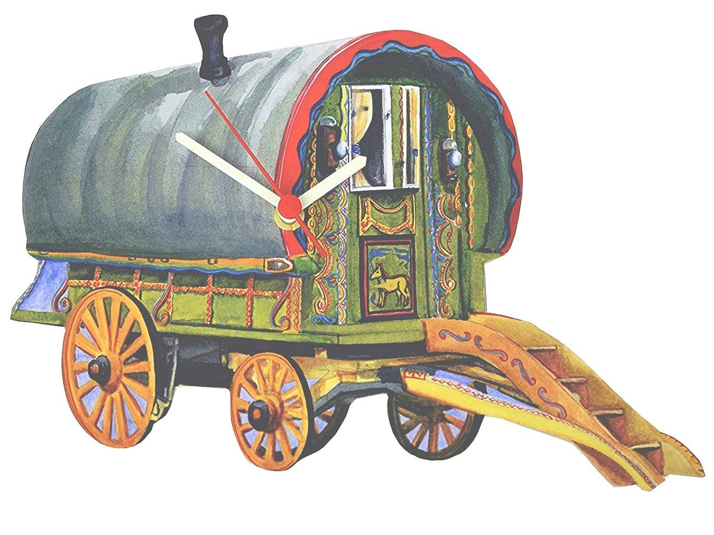 Romany Gypsy Caravan WT22K Romany Gypsy Keyring