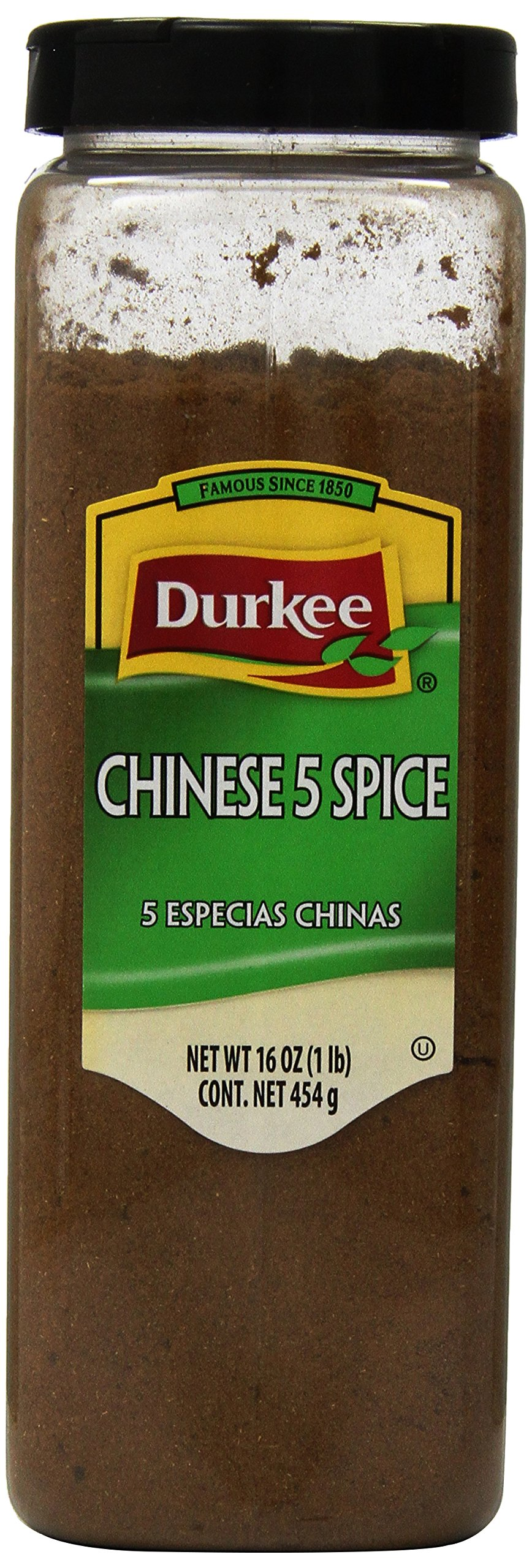 Durkee Chinese 5 Spice, 16-Ounce