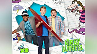 Kirby Buckets Volume 1