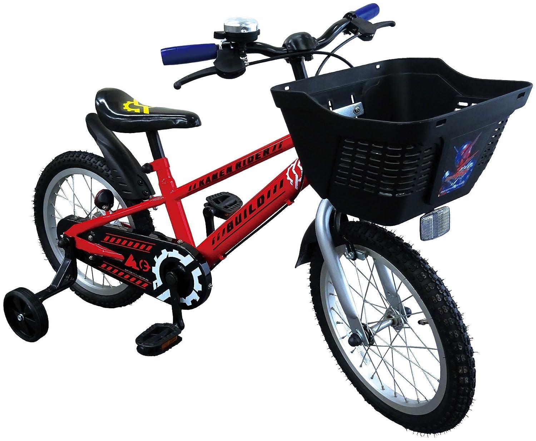 【期間限定】仮面ライダービルド 16型自転車&ヘルメットセット B07F3TB89B