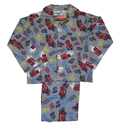 ea74ee955da4f Disney BOYS PYJAMAS CARS 3-10 YEARS OLD LONG FLANNEL (5-6 YEARS OLD ...