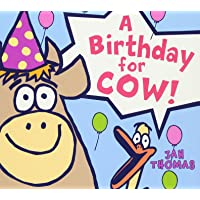 A Birthday for Cow! (board book) (The Giggle Gang)