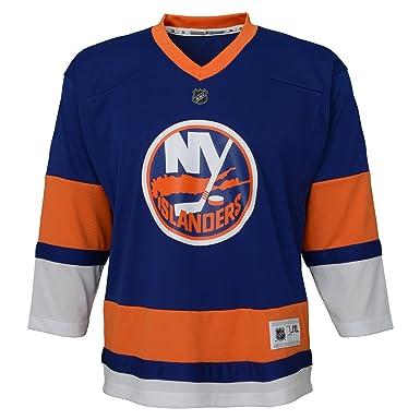 super popular 1d8eb 1baf8 Outerstuff NHL NHL New York Islanders Toddler Replica Jersey-Home, Royal,  Toddler One Size