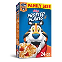 Kelloggs Frosted Flakes Cereal 24oz