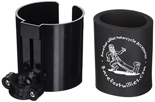 Barefoot Willies Cool Rider Motorcycle Cup Holder 1